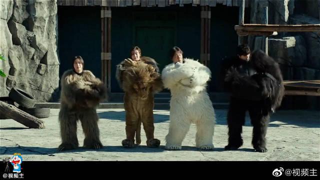 《秘密动物园》正峰欧巴从双门洞搬出来之后竟然开了动物园?