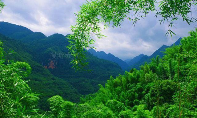 古屯堡遗址隐藏在贵州遵义赤水深山中
