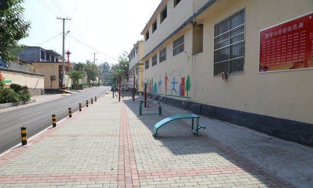 东沙河街道:推进新农村文化广场建设 丰富群众文化生活