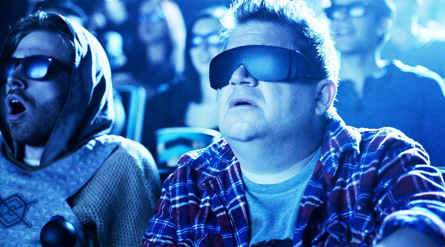 视频创作计划 《错乱次元》:男主进3D影院,却用2D眼镜看电影……