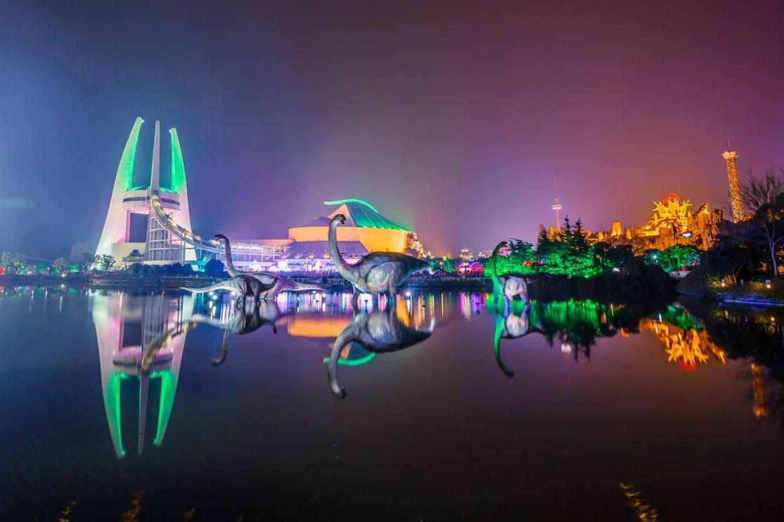 江苏一大型游乐园走红,耗资2亿门票260,距离苏州仅90公里