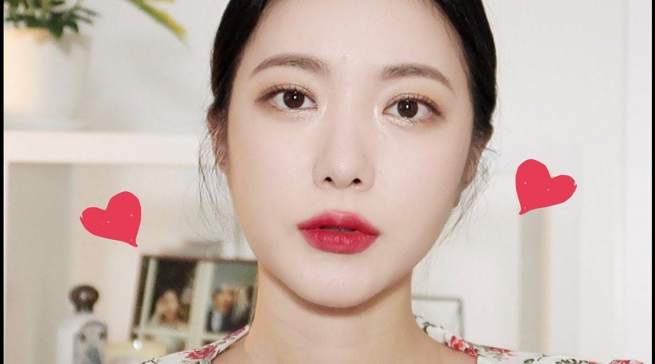 「精致的韩系柔雾红唇日常妆容💋」 CR.Coco Riley