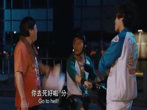 小七开车被撞,蓝正龙抓下开车的柯佳嬿,蓝正龙正眼对视柯佳燕