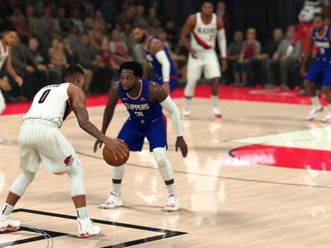 雷柏V600手柄游戏推荐NBA 2K21
