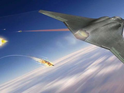 竞速开始,美国空军第六代战斗机验证机已经完成首飞