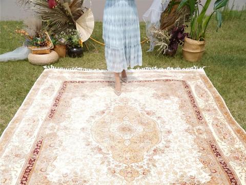 国内少有的手工地毯选购指南,真正的学到就是赚到