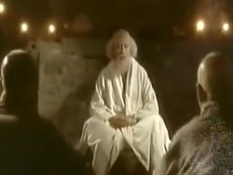 达摩祖师一百五十岁传衣钵,小和尚成为禅宗二祖