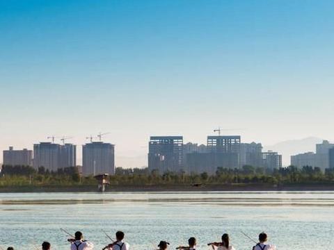"""汝州创建北汝河水和黄涧河水利风景区,一起来看看""""她""""有多美!"""
