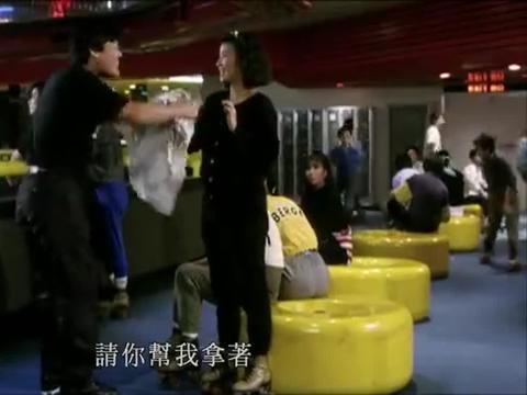 吴君如被戏弄,阿珍却在一旁观望,却没想到阿强竟然也在