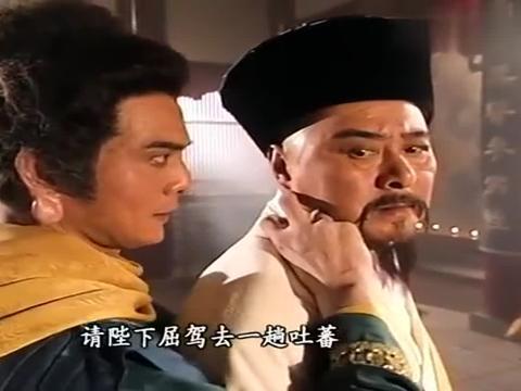 天龙八部:鸠摩智跟天龙寺换剑谱不成,竟然翻脸,最后劫走了段誉