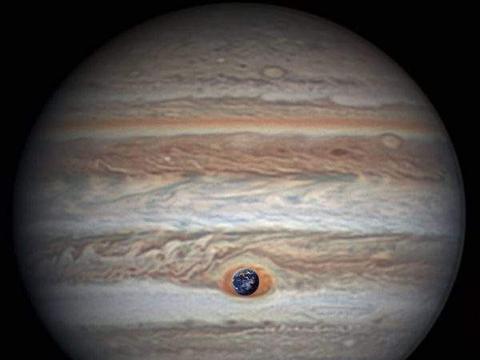 """木星之眼""""大红斑""""或在20年内消失,对人类有影响吗?"""