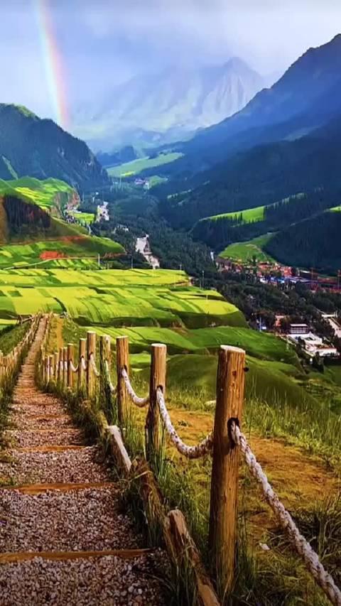 """""""东方小瑞士"""",卓尔山,你的美究竟在哪里?"""