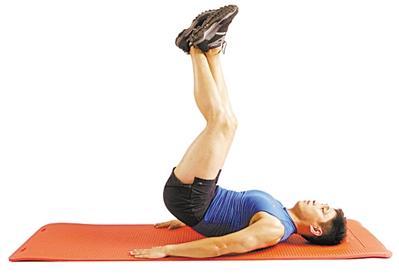在腹部训练当中,卷腹和反向卷腹,都有什么特点?