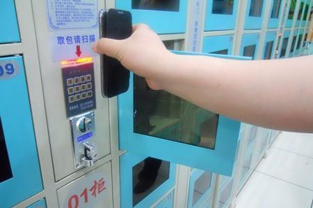 你了解智能储物柜应用配套的嵌入式条码扫描器吗?