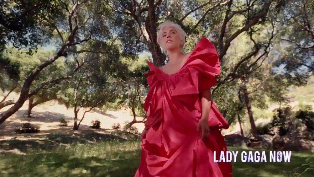 太美了!!!Lady Gaga最新香水宣传片30秒释出!气质太仙!