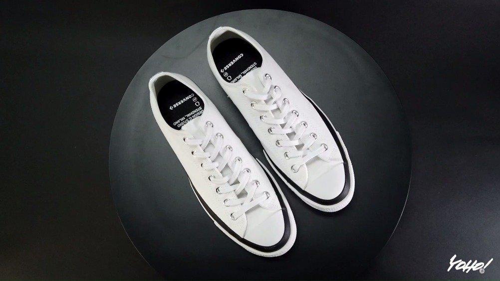 最近属于教父藤原浩的联名鞋款不少……