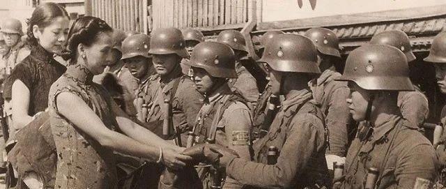 除了「八百壮士」,淞沪会战中还有哪些英雄部队?