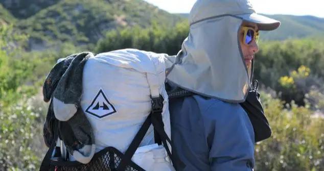 HMG轻量化背包体验,一款比始祖鸟还要贵的背包