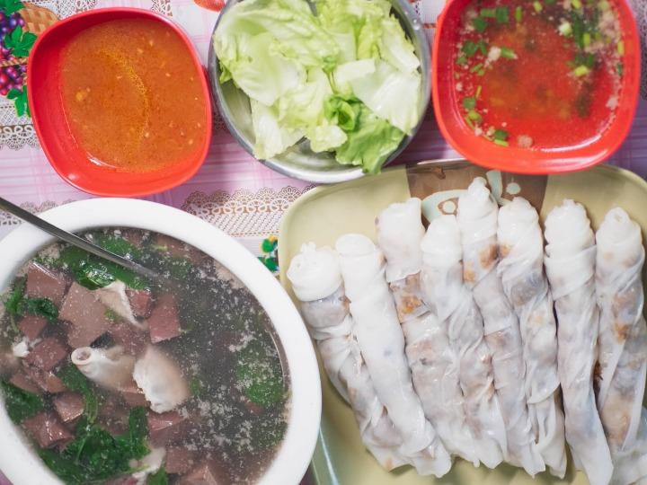 小康中国 千城早餐|皮薄馅足!一口一条超满足的华侨卷粉