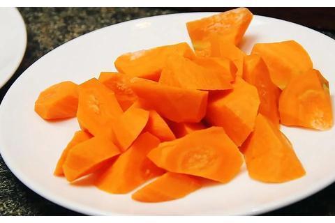 家常牛肉的做法,配上一根胡萝卜,比土豆炖牛肉更香,超好吃
