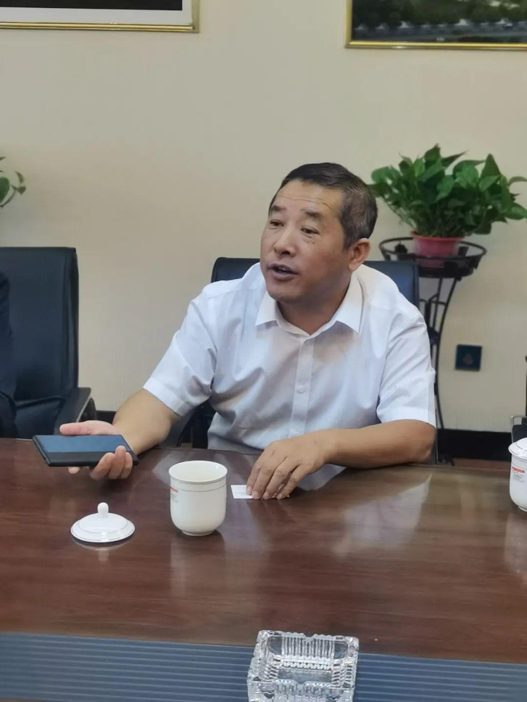 辽阳市和区农业和农村局在前指导下促进了辽宁中牧联合会项目的发展