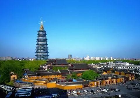 2020想去中国常州旅游景点:天目湖山水园,青枫公园,古运河