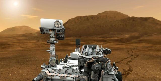 中国哪里像火星?大柴旦红崖感受地球到火星穿越之旅