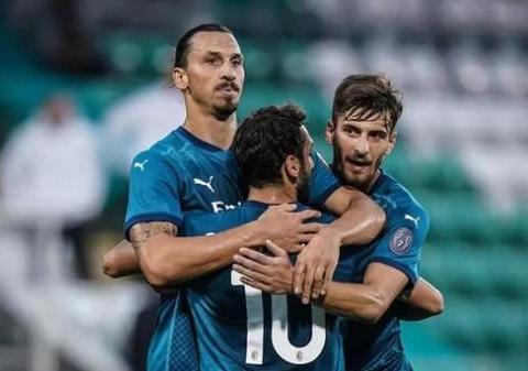 欧联杯米兰轻松赢球伊布再发力,热刺险胜揭示队内顽疾