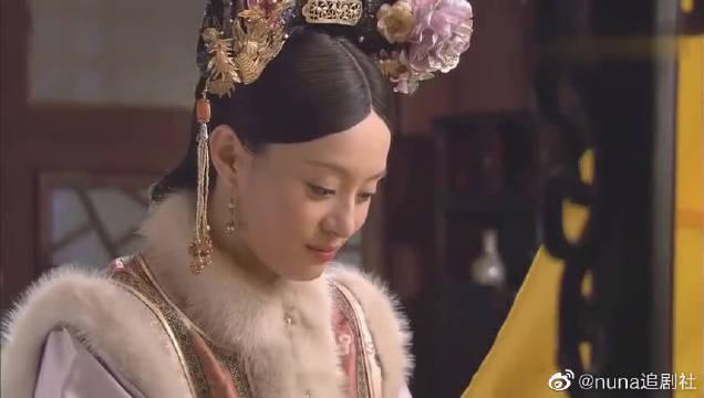 为何《甄嬛传》安陵容穿纯元旧衣皇上不怒……