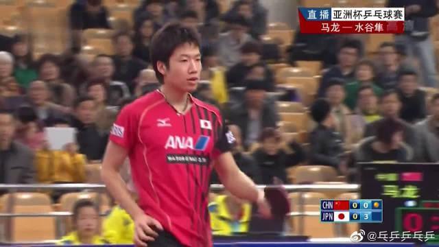 2015男子世界杯决赛:马龙vs樊振东……