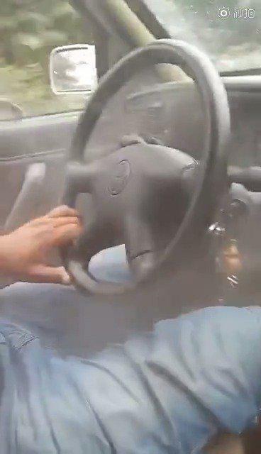 视频:这空调太老捷达了