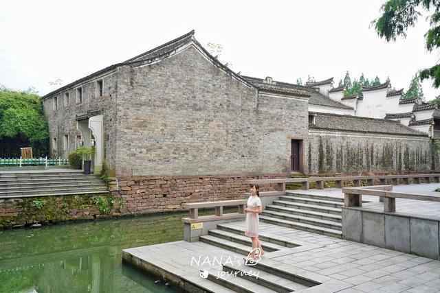 宁波的这个公园,不仅风景如画,更有很多珍贵的遗迹