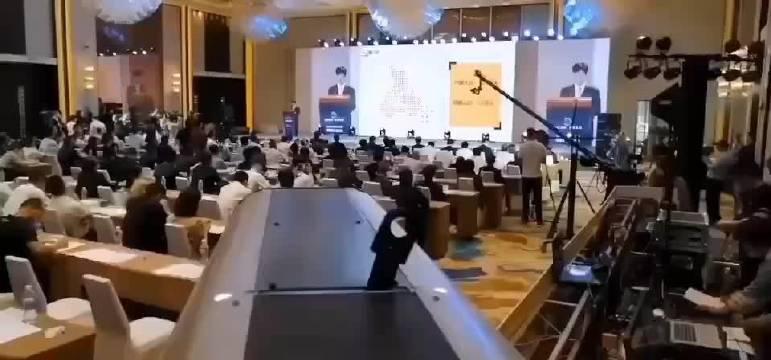 北京和北三县产业对接会议在潮白新城喜来登酒店举行