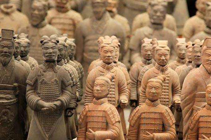 兵马俑平均身高1.85米,古代秦人到底有多高?