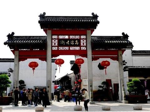 """南京有条""""金陵第一古街"""",门票免费不输山塘"""