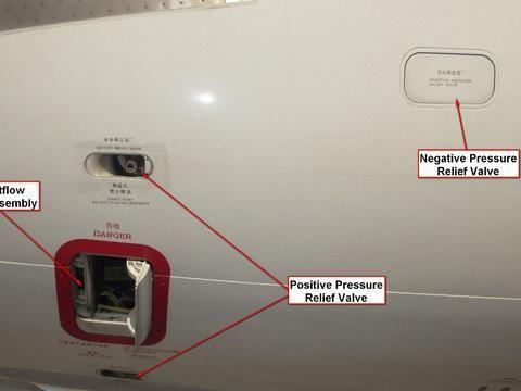 客机上的这个炮塔型装置不是武器,但对飞机来说却非常重要