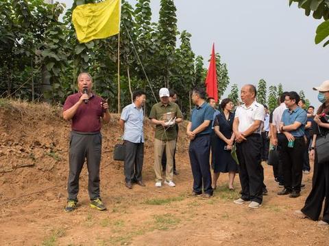河南省林业科技会议在河南林业职业学院召开