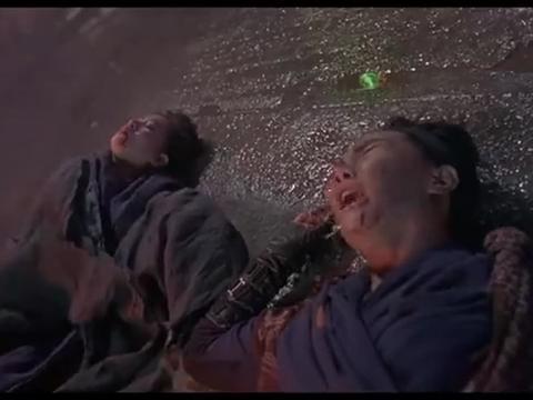 武侠片:绝境边缘女侠齐心合一,把以死纠缠的骷髅消灭