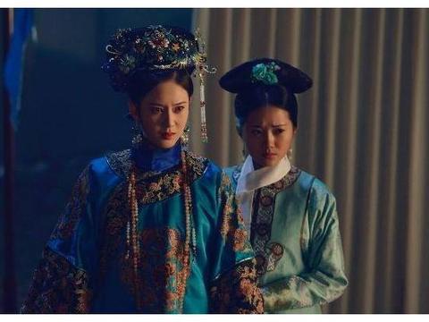 《如懿传》豫妃三十岁入宫,用药固宠,最后却被五阿哥揭穿