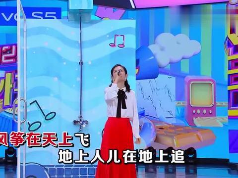 谢娜演唱《无与伦比的美丽》,吴青峰:你唱的是哪首?我没听过!