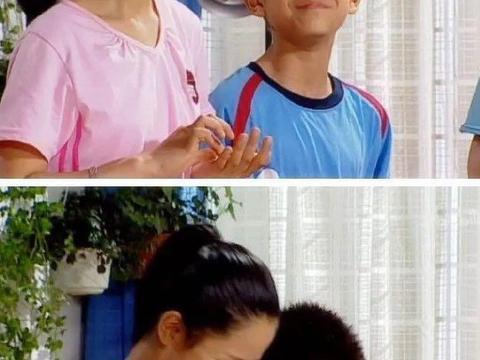 杨紫亮相10届同学聚会!便装出镜刘海挡半张脸,颜值竟然成最低