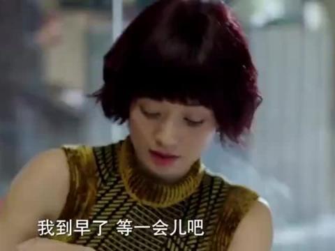 凌玲邋遢西装吃快餐,子君裹身裙踩高跟进高档餐厅,瞬间看出差距