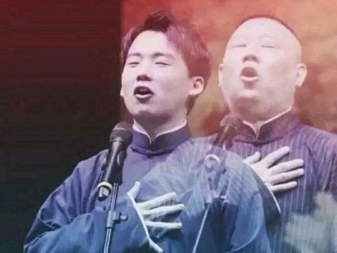 """德云团综郭麒麟上线,郭德纲太有""""心机"""",借节目花公费看儿子"""
