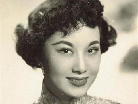 50年代影视一姐李丽华,生命跨越近一世纪,主演140余部影片