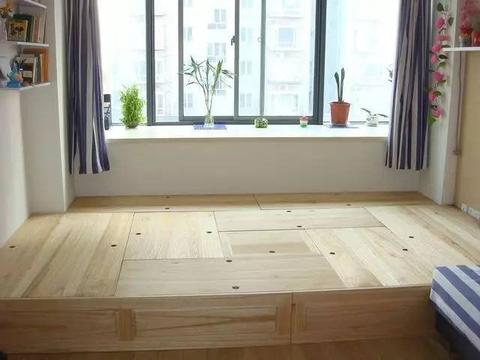 榻榻米下面需要铺木地板吗?