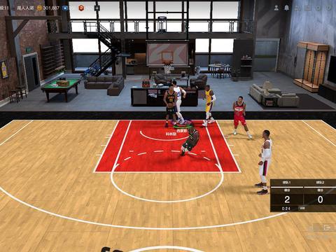 NBA2KOL2:微氪玩家首选!超级防守二号位巴特勒专治沃伦