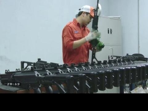 越南换装国产新步枪,代替 AK系列和56冲型,号称世界一流!