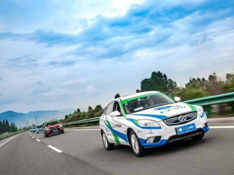 销量下跌超78%,这台28万的新车,能拯救北汽新能源吗?
