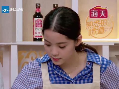 """欧阳娜娜竟现场被""""逼婚"""",孙坚:二十二岁之前嫁出去!"""