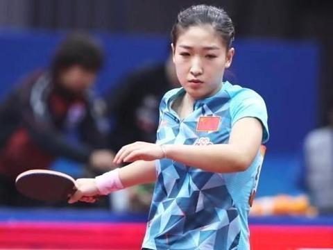 刘诗雯小心!不要成为第二个焦志敏,拿不到奥运会女单金牌啊